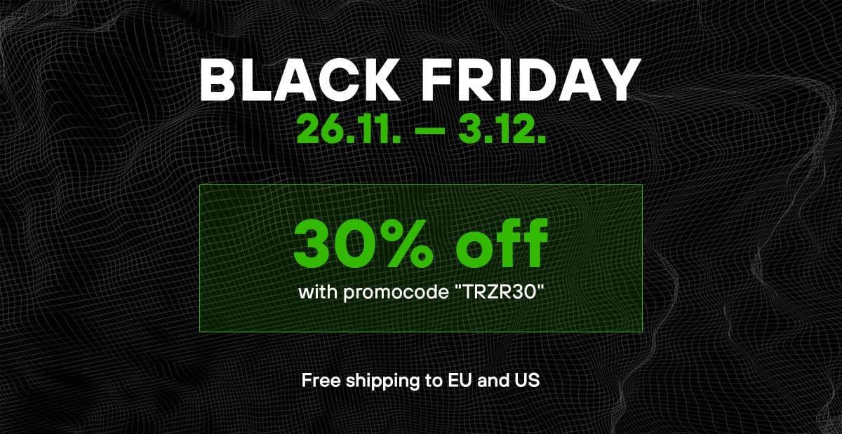 Trezor Black Friday Promo Code 2021